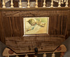 Baby Cradle handcrafted  by John Maize -I