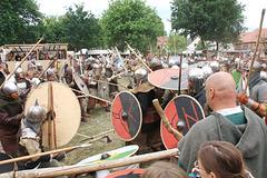 Neustadt-Glewe, Burgfest 2012