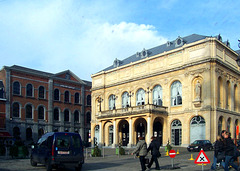 BE - Namur - Place du Theatre