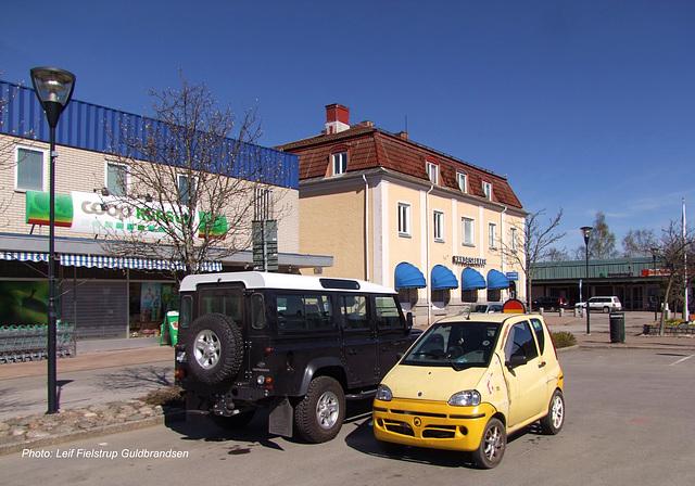 The Square, Mellerud.