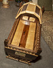 Baby Cradle handcrafted  by John Maize -II