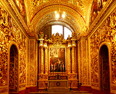 MT - Valletta - St. John's Co-Cathedral