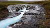 Brúarfoss - Islands schönster Wasserfall - Iceland's most beautiful waterfall