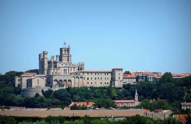 Béziers e la sua cattedrale