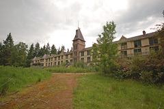 Former Glen-o-Dee Sanatorium, Aberdeenshire
