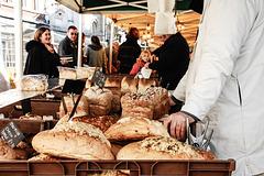 Bakery Stall, Devizes Market