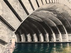 Berlin. Bridge to Museum  Island