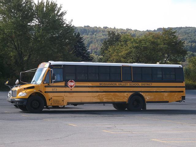 Moshannon bus