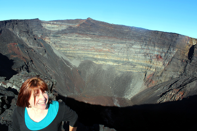 Jo and the Volcano
