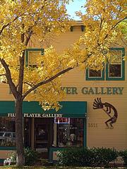 autumn in Colorado Springs
