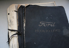 Ford service manual(s)