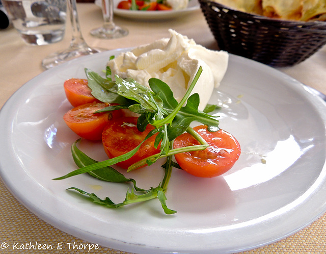 Fresh Buffalo Mozzarella at Agrippa 052114-002