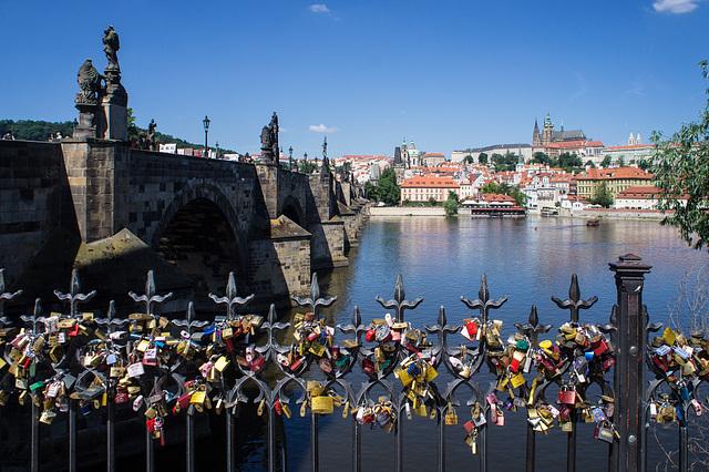 pretty HFF from Prague!
