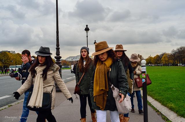 Chapeaux les filles