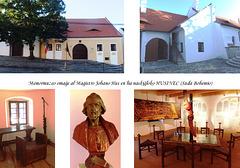 Memormuzeo omaĝe al Magistro Johano Hus en Husinec