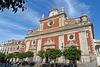 Spain - Sevilla, Iglesia del Salvador