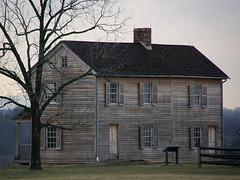 Judith Henry's House, Manassas