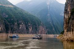 Yangtze gorges