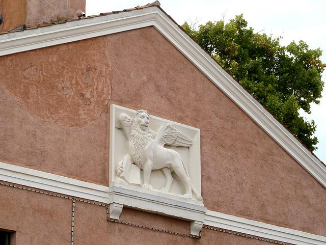Venetian Lion Plaque