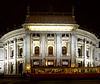 AT - Vienna - Burgtheater (and tram...)