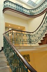 Im Treppenhaus (3xPiPs)
