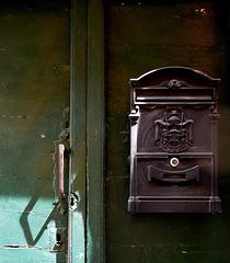 precious mail box