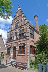 Nederland - Graft, stadhuis