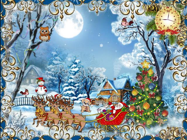 Merry  Christmas Ipernity ;-)