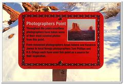 Photographer's Point