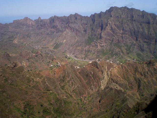 Ribeira Grande Valley.
