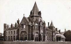 Lee Priory, Littlebourne, Kent (Demolished 1953)