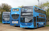 Vectis Blue in Ryde (2) - 29 April 2015