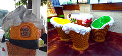I invite everyone for an ice cream~~HBM!