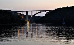 Sail and Bike Croatia /Sibenik Bridge