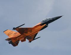 F-16  DEMO TEAM