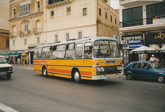 Malta (Sliema) May 14 1998 EBY-580 Photo 394-22