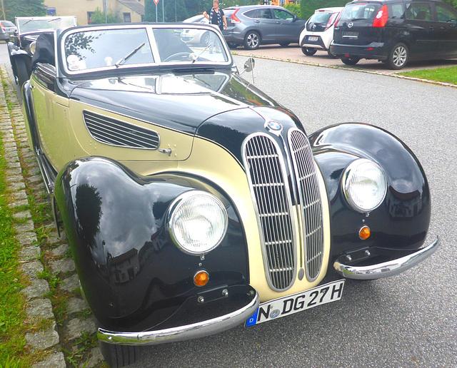 Oldtimer - BMW 327