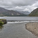 Ennerdale Water and its Weir