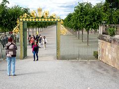 Drottningholms slott, Sweden > HFF - HAPPY FENCE FRIDAY