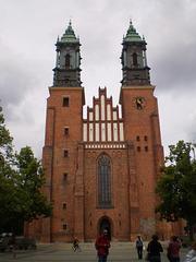 Poznań Cathedral.