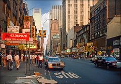 New York City - 42nd - 1986