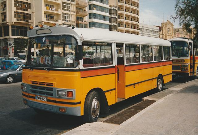 Malta (Sliema) May 14 1998 EBY-559 Photo 394-16