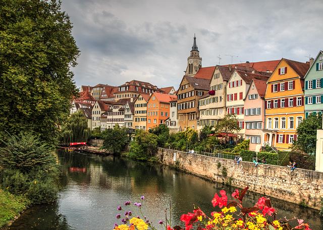 Beautiful Tübingen ...