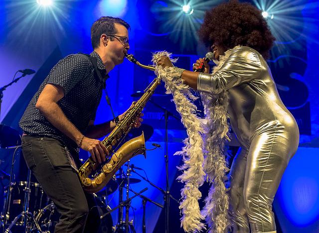 Festival de blues en Getxo