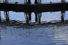 Ecluse en baie de Morlaix