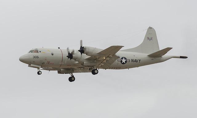 VX-30 Lockheed P-3C Orion 158926