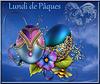 Beau lundi de Pâques pour tous et toutes************