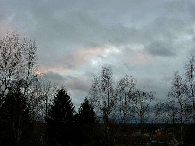 Un ciel de Février...