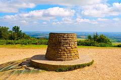 Top of The Wrekin, Shropshire