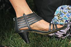 nine west heels (F)